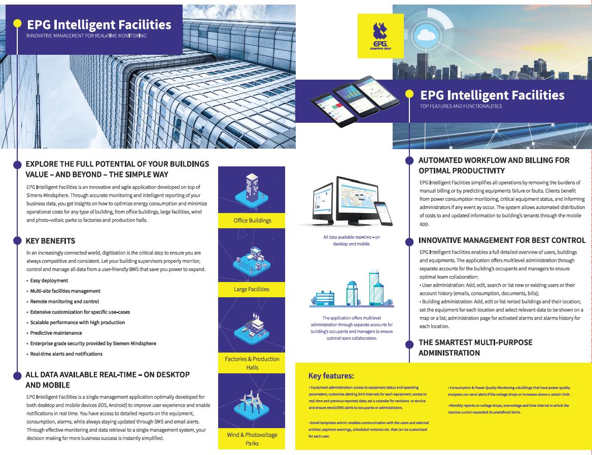 EPG branding brochure inside